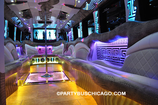 Party Bus Chicago